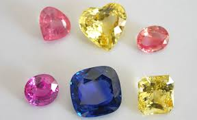 Southern Rockhounds Faceting group Cut Stones