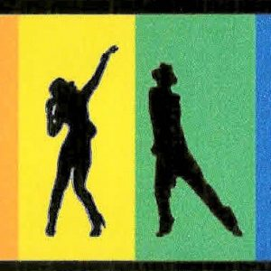 50+ Dance Fitness Logo