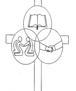 Lutheran Cross Logo